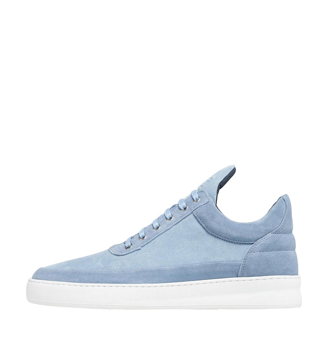 Filling_Pieces_Low_Top_Plain_Cape_Suede_Sky_Blue_The_Project_Garments_A