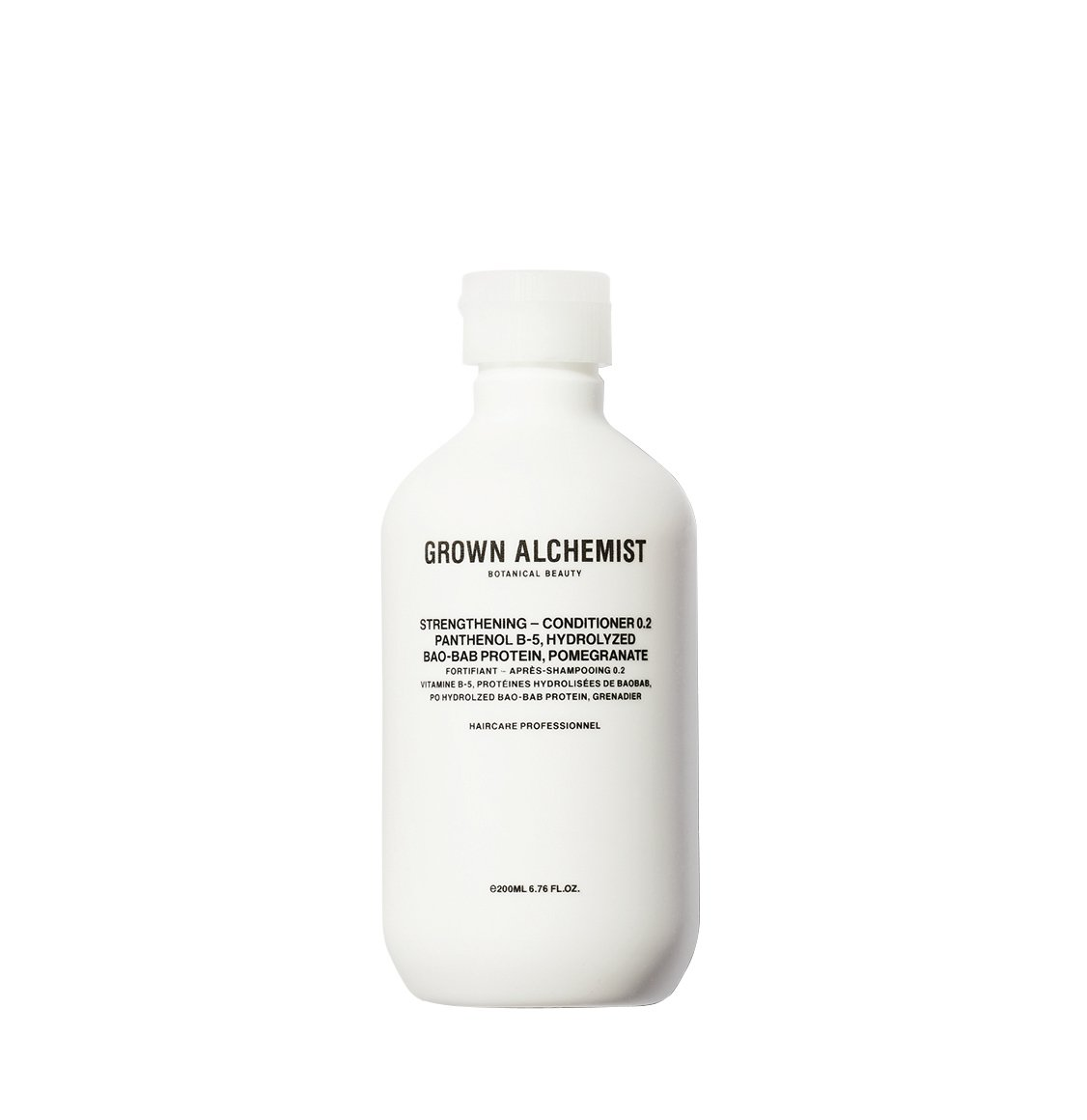 Grown_Alchemist_Strengthening_Conditioner_0.2_Panthenol_B5_Hydrolyzed_Bao-Bab_Protein_Pomegranate_The_Project_Garments_A